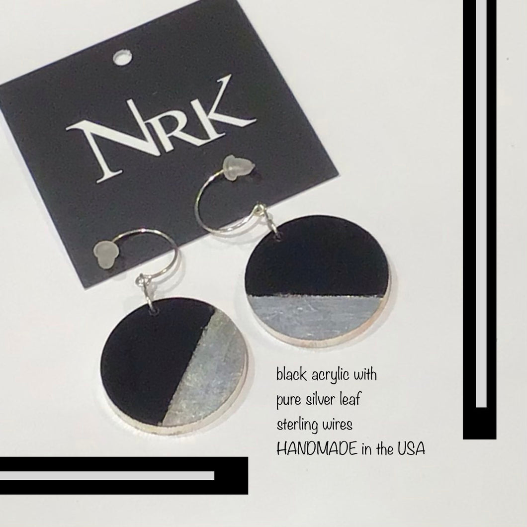 NRK ECLIPSE EARRING wire