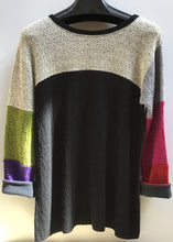 Load image into Gallery viewer, MARGARET WINTERS reversible sweater