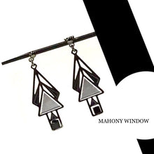 Load image into Gallery viewer, DAVID HOWELL mahony window EARRINGS