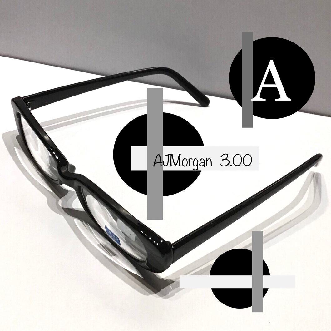 EYEWEAR AJMorgan READERS 3.00