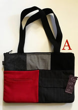 Load image into Gallery viewer, BAABAAZUZU zip tote