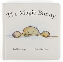 Load image into Gallery viewer, Jellycat The Magic Bunny Book
