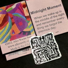 Load image into Gallery viewer, ALICE SEELY PIN  MIDNIGHT MOMENT