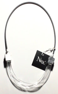 NRK  LU  TWIST NECKLACE