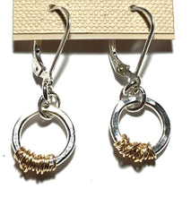 Load image into Gallery viewer, j and i earrings