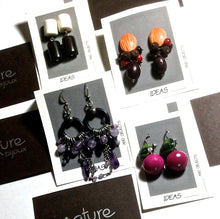 Load image into Gallery viewer, NATURE BIJOUX EARRINGS