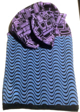 Load image into Gallery viewer, Kavita rayon box-wave scarf