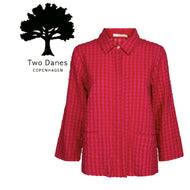 TWO DANES  jacket top