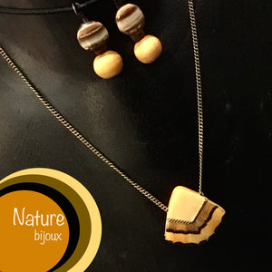 NATURE BIJOUX necklace  PHENIX COLLECTION