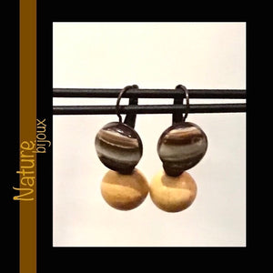 NATURE BIJOUX  ph earring