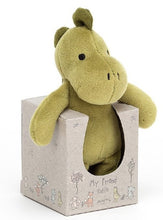 Load image into Gallery viewer, Jellycat Dino Rattle