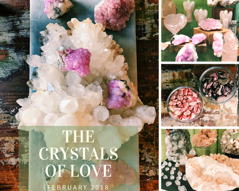 Crystal of Love