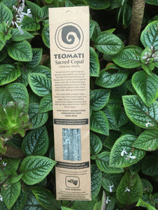 Teomati Copal Incense sticks