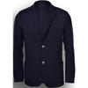Italian Virgin Wool Knit Blazer