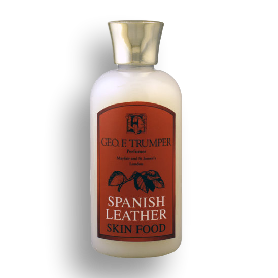 Spanish Leather Skin Food