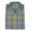 Blue and Yellow Sport Shirt