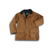 Chrysalis Chiltern Rust Tweed Check Field Coat