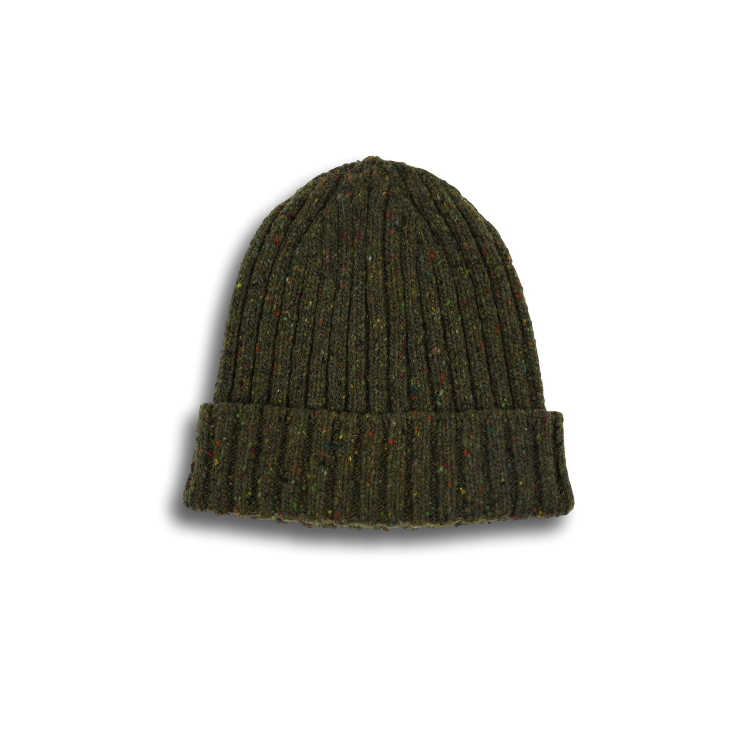 Knitted Luxe Ribbed Hat