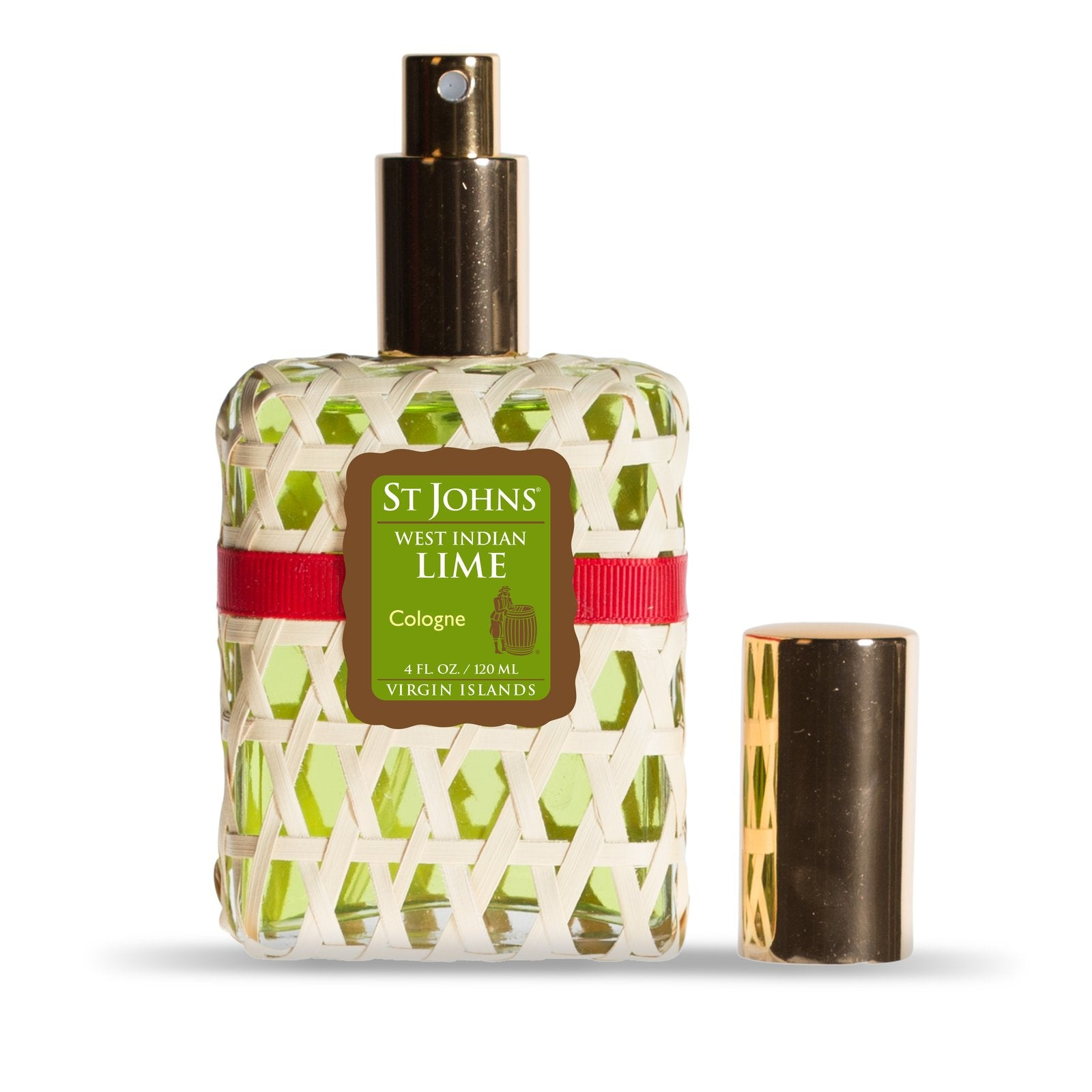 St Johns West Indian Lime Cologne
