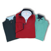 Quarter Zip Pima Cotton Sweater