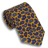 Harvest Gold Paisley Patterned Tie
