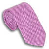 Light Purple with Small White Diamond Patterned Tie