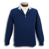 Cashmere Kirton Quarter Zip Sweater