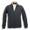 Knitted Ardross Aran Cardigan