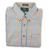 Navy and Red Check Viyella Sport Shirt