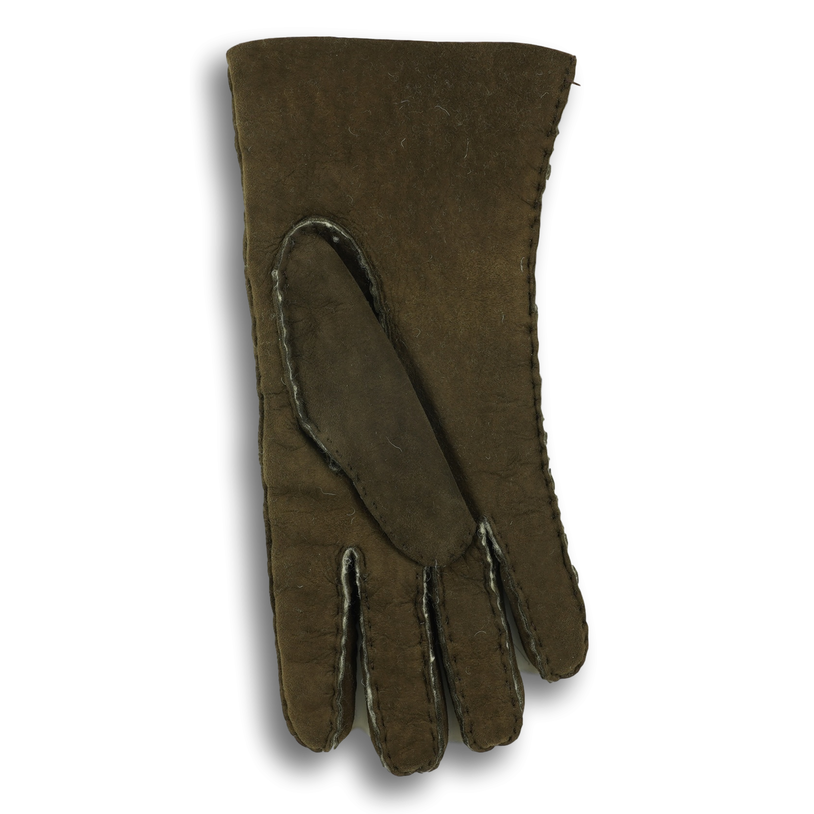 Ladies Handsewn Shearling Gloves