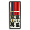 Adjutant General Corps Adjustable Ribbon Suspenders