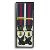 Guards Brigade Adjustable Ribbon Suspenders