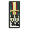 The Mercian Regiment Adjustable Ribbon Suspenders