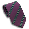 Reppe Stripe Irish Poplin Tie