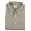 Hunter Green Gingham Sport Shirt
