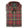 Shades of Fall Plaid Viyella Sport Shirt