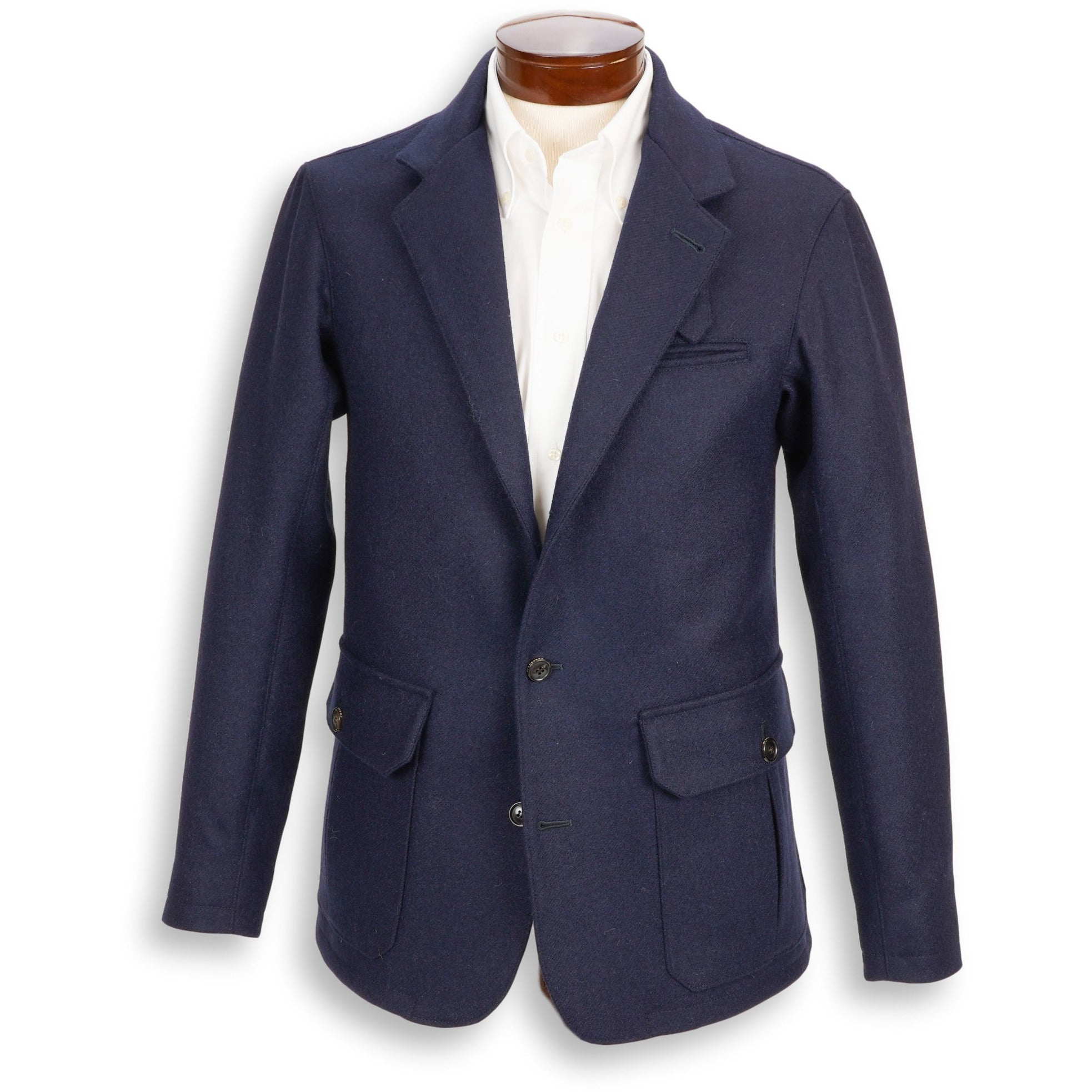 Chrysalis Coogan Navy Loden Jacket