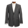 New Andover Fit Super 120's Grey Suit Jacket