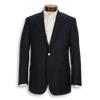 Traditional Andover Fit Super 120's Navy Blazer