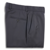 New Andover Fit Super 120's Navy Suit Trousers