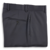 Traditional Andover Fit Super 120's Navy Suit Trousers