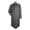 Chrysalis Knightsbridge Charcoal Loden Overcoat