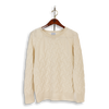 Adalyn Cable Crew Sweater