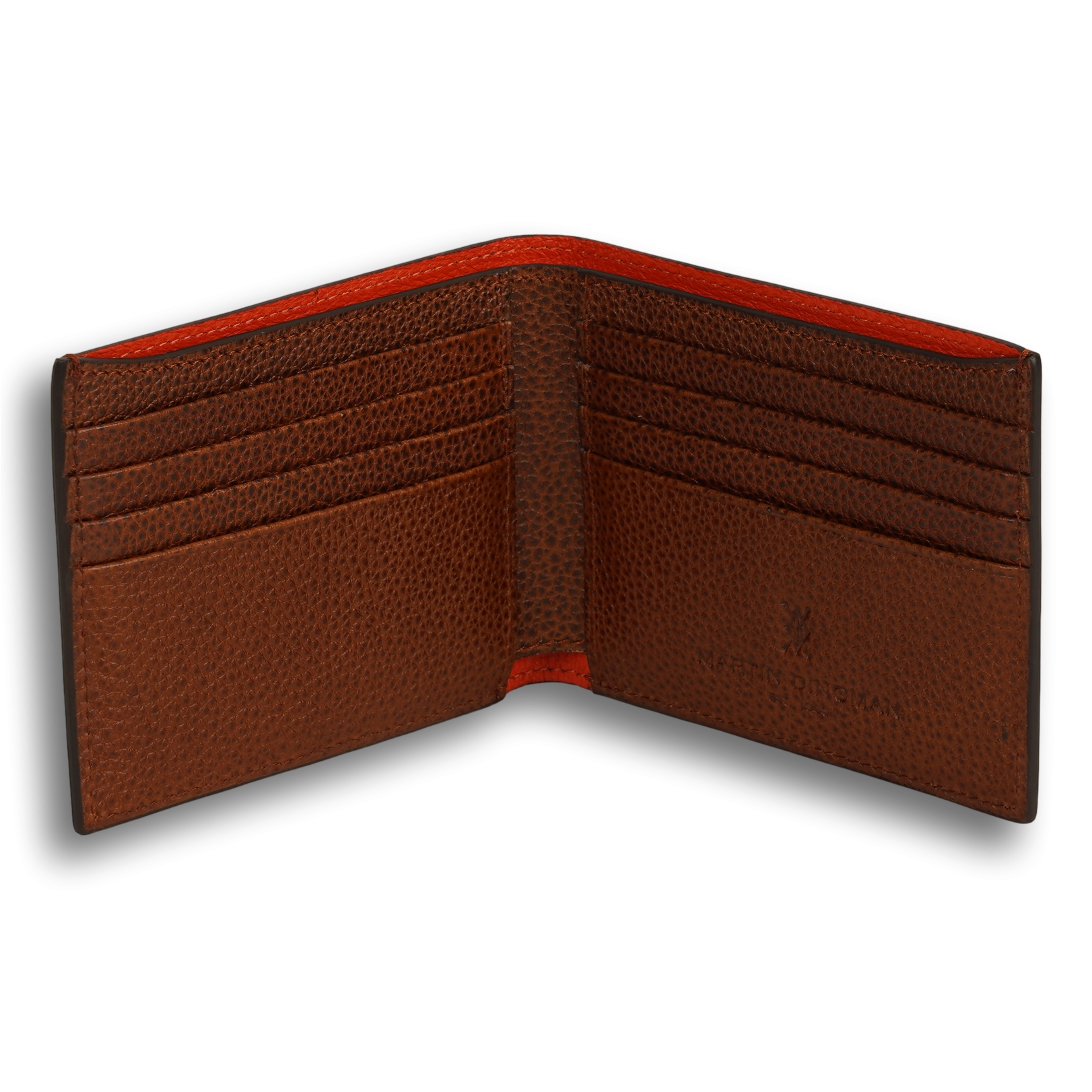 Leather Billfold Wallet