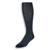 Pima Cotton Birdseye Over the Calf Dress Socks