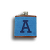 Phillips Andover Needlepoint Flask