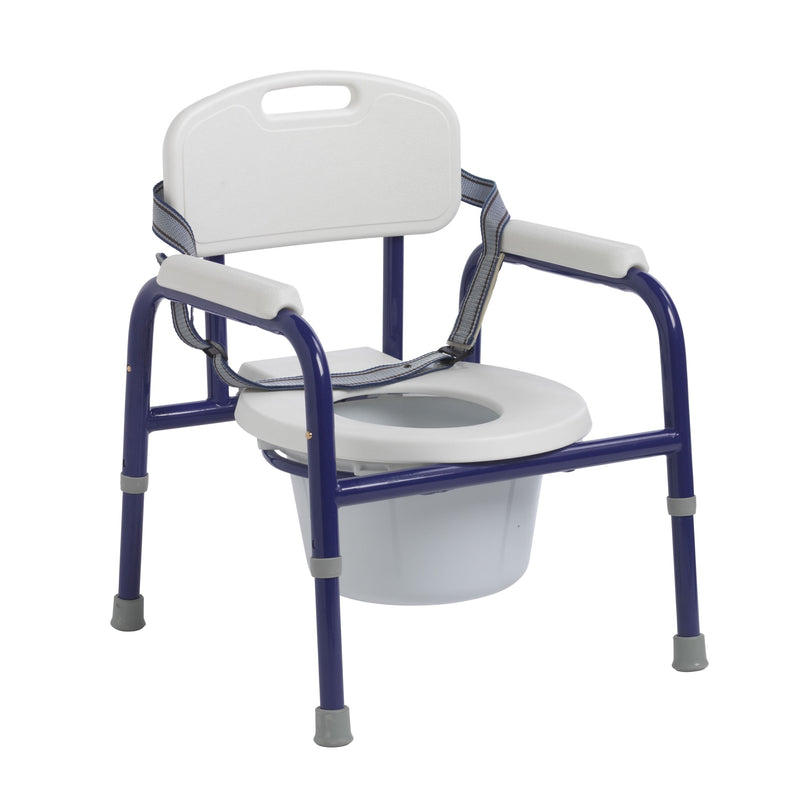 Pinniped Pediatric Commode, Blue