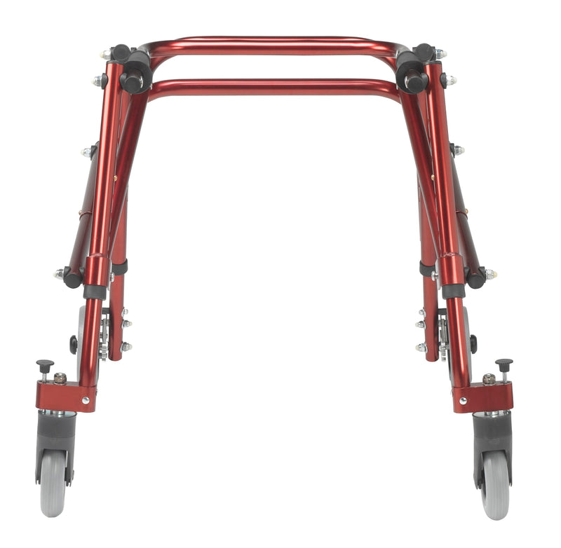 Nimbo 2G Lightweight Posterior Walker, Small, Castle Red