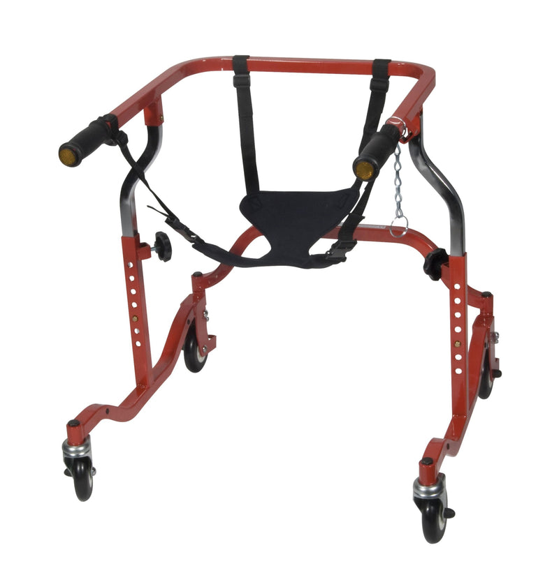 Seat Harness for all Wenzelite Anterior and Posterior Safety Rollers and Nimbo Walkers, Adult