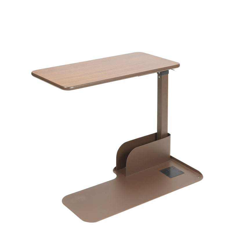 Seat Lift Chair Overbed Table, Left Side Table